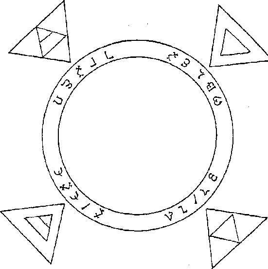 The Hermetic Order of the Golden Dawn - Enochian Magick